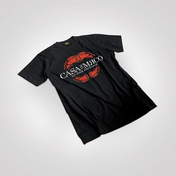 сотрудничество печать на футболках
